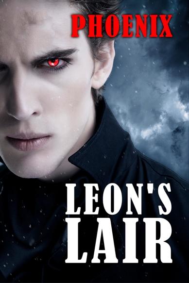 Cover for novel Leon' Lair